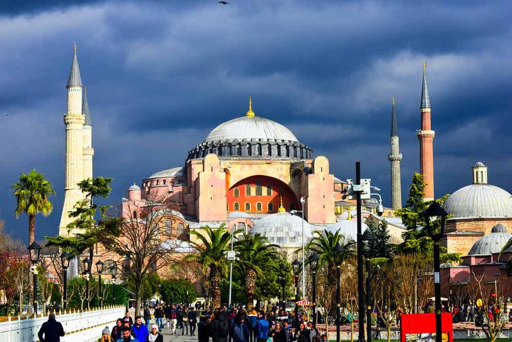 Türkiye Uçuşları Başladı | İlkvize