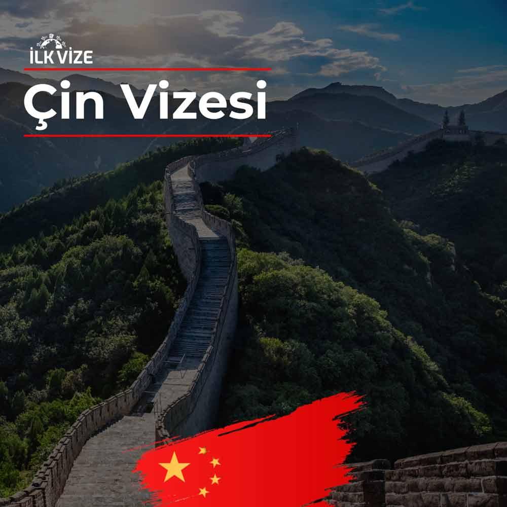 Çin Vizesi İşlemleri | İlkvize