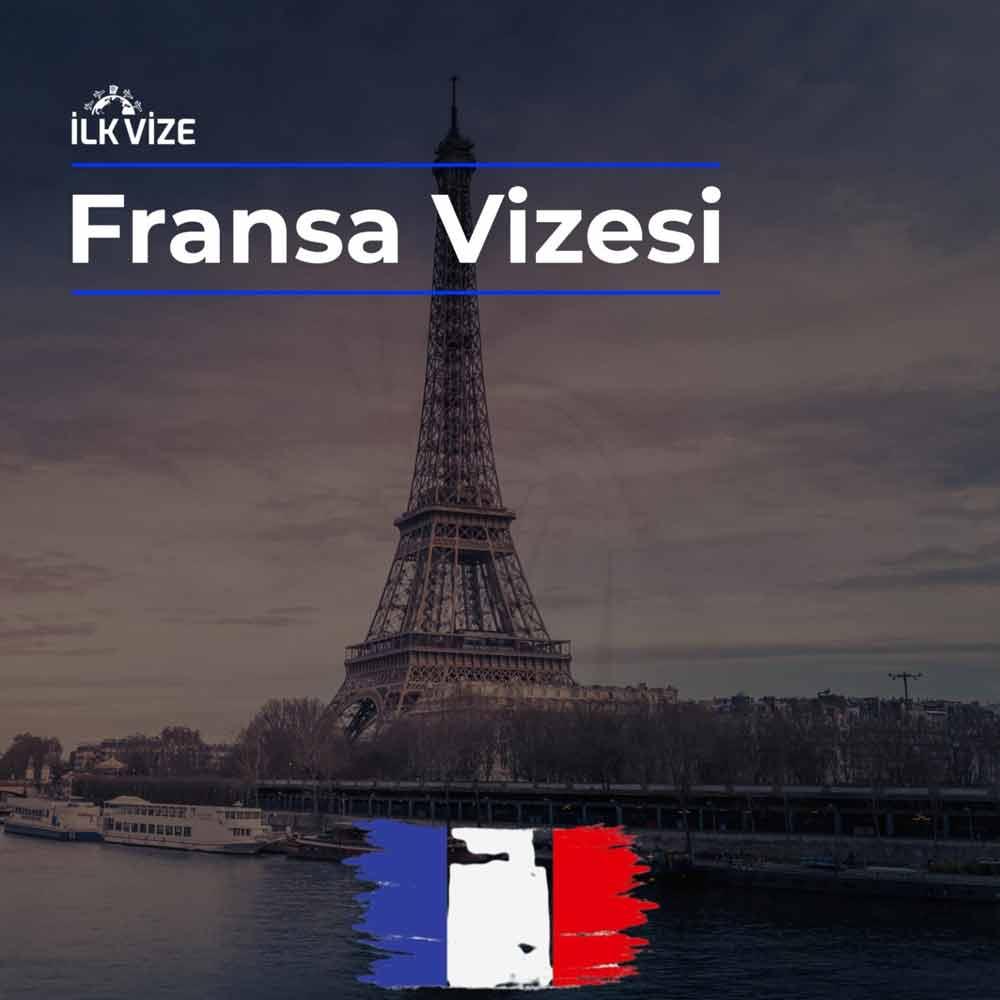 Fransa Vizesi İşlemleri | İlkvize