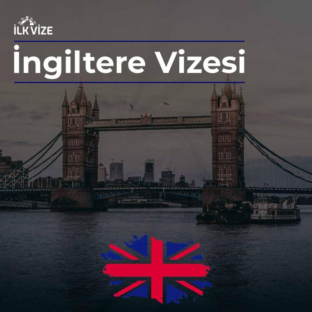 İngiltere Vizesi İşlemleri | İlkvize